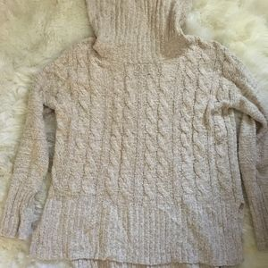Like New Cowl Neck Sweater